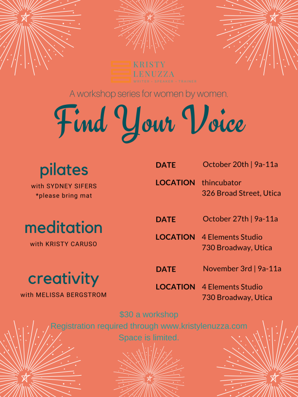 Finding Your Voice Fall 18(1)